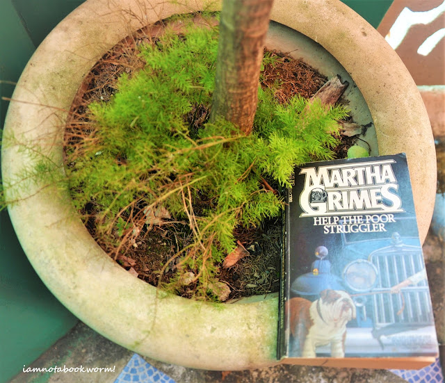 Help the Poor Struggler by Martha Grimes | A Book Review iamnotabookworm