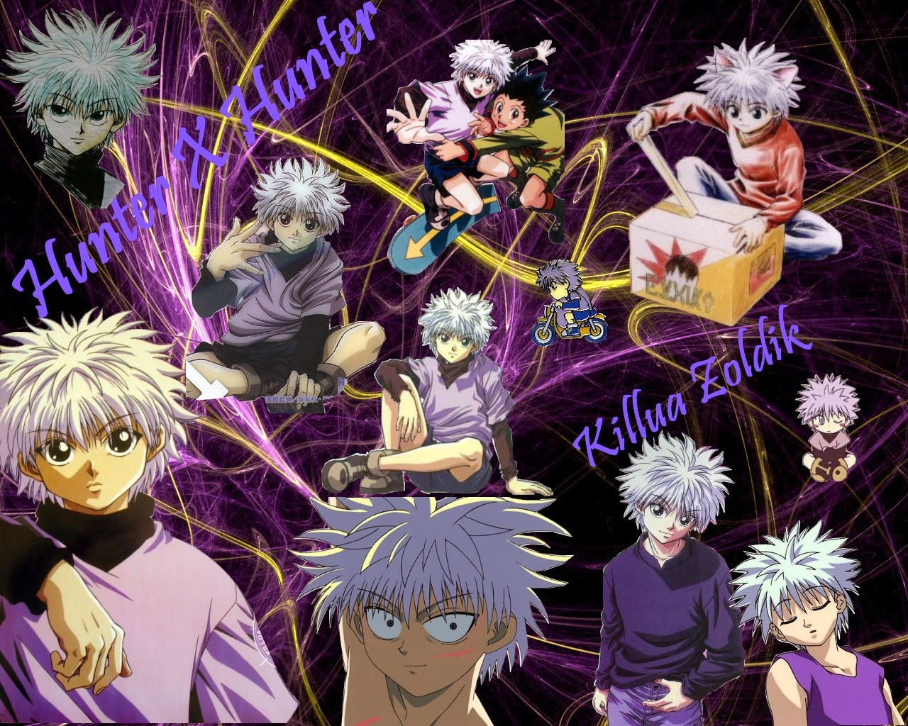 Hunter X Hunter 2011 Wallpaper Qhd Wallpapers