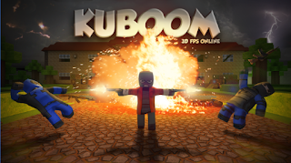 Download KUBOOM Apk v0.27 Mod Custom Crosshair/God Mode Unlock