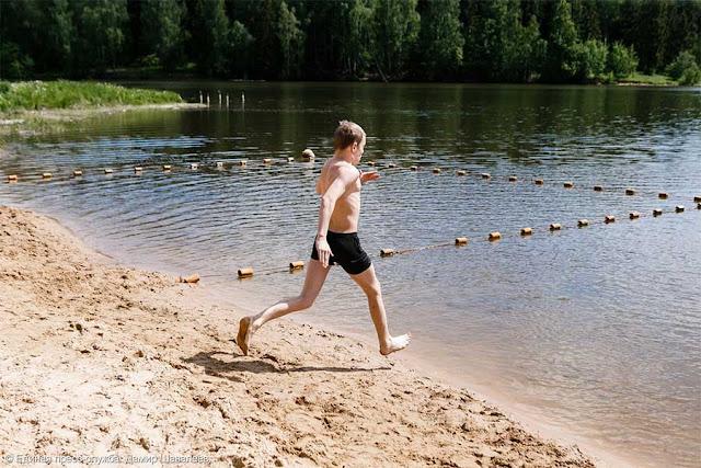В Сергиевом Посаде стартовал пляжный сезон