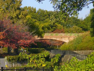 寝屋川公園 月観橋