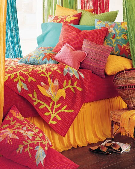 10 Design Ideas For Warm Bedding For Your Bedroom