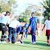 Tanzanian Footballer Drops Dead After Scoring Goal (VIDEO)