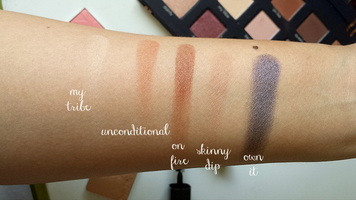 sparkly purple smokey eye, ciate london & chloe morello beauty haul kit review and swatches, pin up liquid liipstick