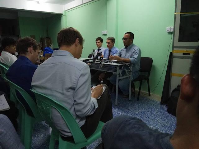 ရခိုင္ေဒသအေျခအေန တိုးတက္ျဖစ္ထြန္းဖို႔ HRW တိုက္တြန္းမည္