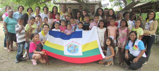 Encontro de Animação Missionária reúne assessores da IAM e da JM da Bahia