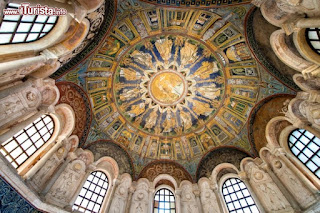 Interno cupola Battistero