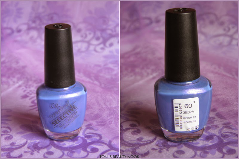 golden rose selective nail polish 60