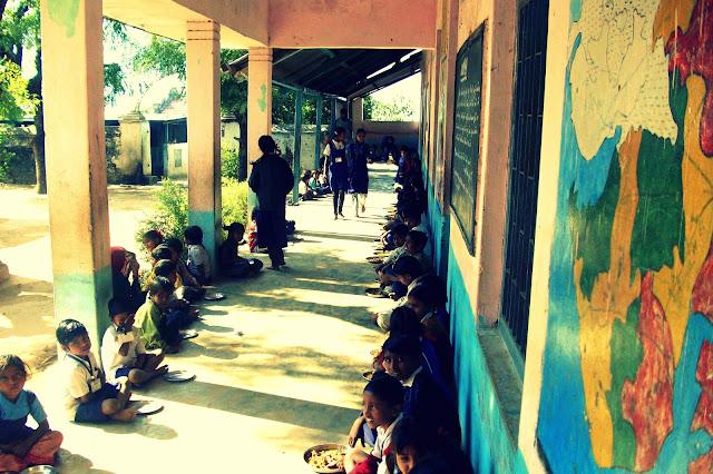 Malana school