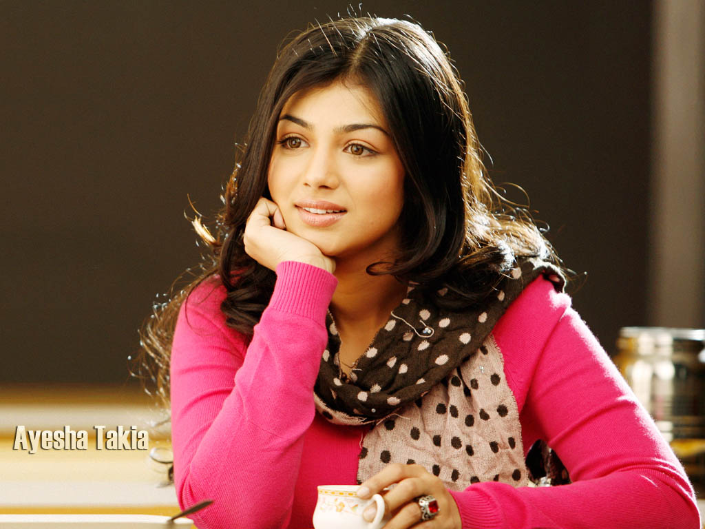 Gujarati Beautiful Girl Wallpaper Celebrity World Ayesha Takia