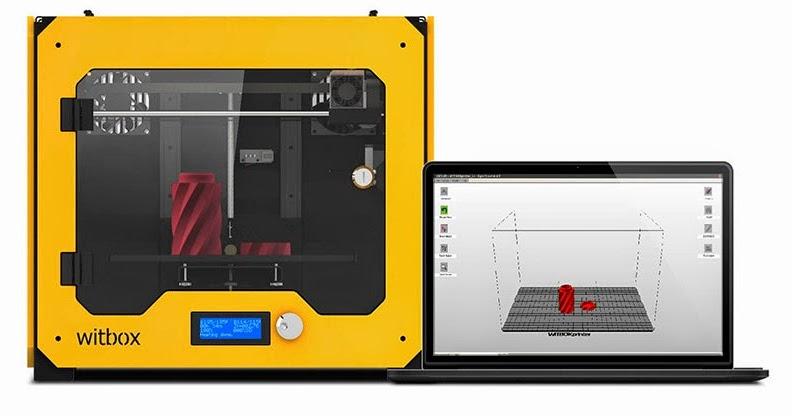 Escaneado 3d witbox primera impresora 3d de bq for Primera impresora 3d