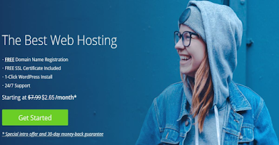 Getting Started with Bluehost