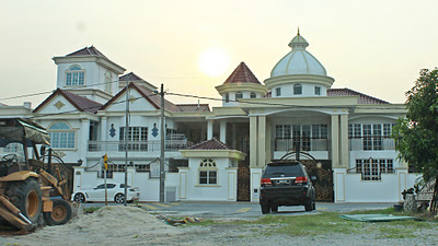 Istana Rumah Banglo Tercantik Di Malaysia Jom Layan Saper Punya Ek