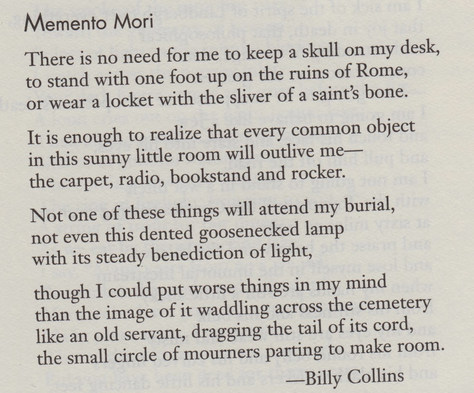 From In the Palm of Your Hand: The Poet's Portable Workshop
