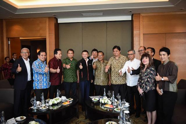 Hasil Pertemuan Jack Ma Dengan Presiden Joko Widodo