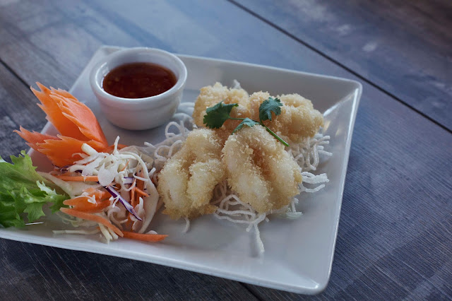Orangegrass Thai Restaurant in South Shields Review