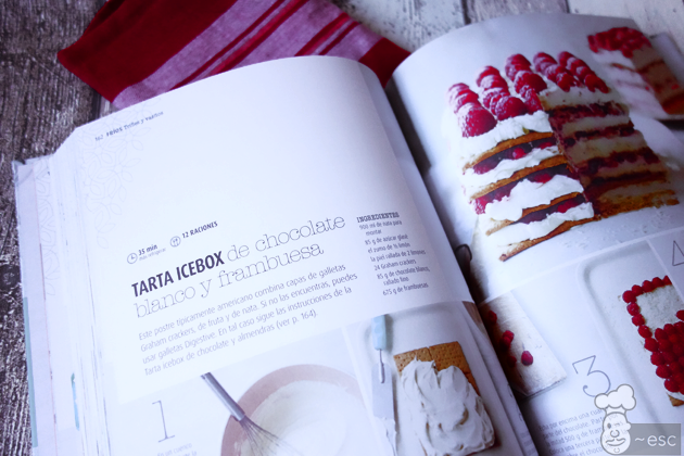 libros imprescindibles con técnicas y recetas de cocina y postres paso a paso