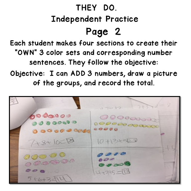Independents math groups.
