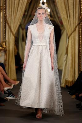 Vestido de novia Nihil Obstat 2017