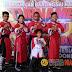Atlet Kung Fu Dari Pulau Nias Raih 2 Medali Emas Pada Kejurnas FKFI