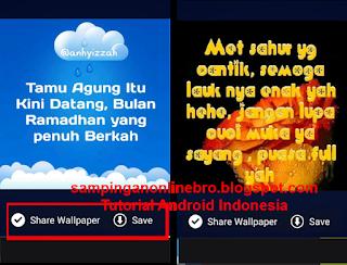 Aplikasi Kumpulan DP BBM Puasa Ramadhan 2015 Untuk Android download