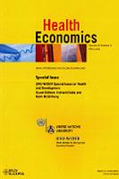 Image of Health Economics Journal