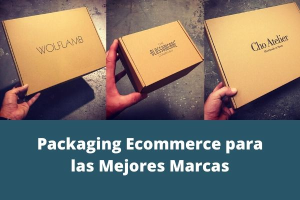 packaging ecommerce para las mejores marcas