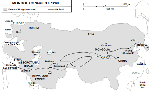 mongols conquest essay According to duane damon, what were two methods of conquest used by the mongols a b document 3 a common misconception is that the semiliterate mongols came out of the steppes of mongolia, quickly conquerors dbq documents mongols and ottomans.