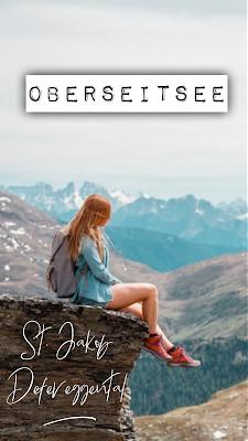 Oberseitsee St. Jakob im Defereggental | Wandern in Osttirol | Wanderung Seespitzhütte - Alpenblumenweg Nationalpark Hohe Tauern