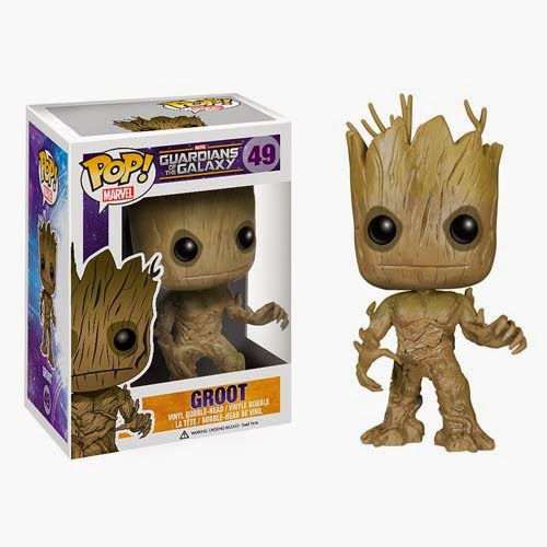 Groot Pop! Vinyl Figure