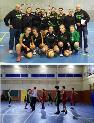 Baloncesto Olímpico Aranjuez