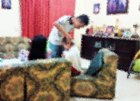 Pangkas Rambut Anak Makassar