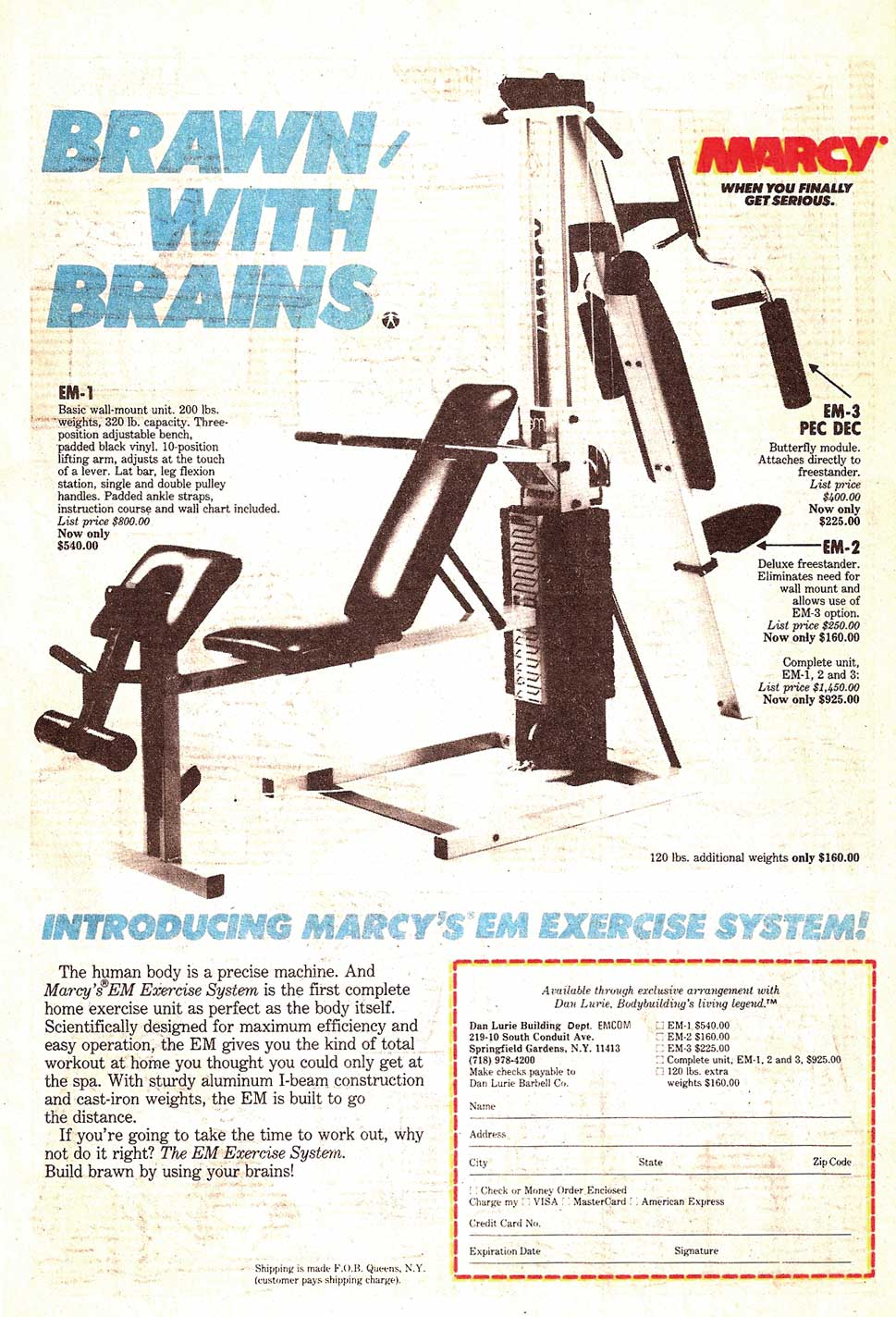 Impex PM-3200 User Manual 26 pages. Shop a wide selection of Marcy 150lb  Stack Home Gym ...