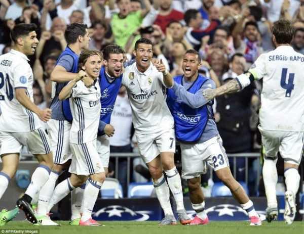 Inilah 5 Pemain Terbuang Di Real Madrid Pada Musim Ini