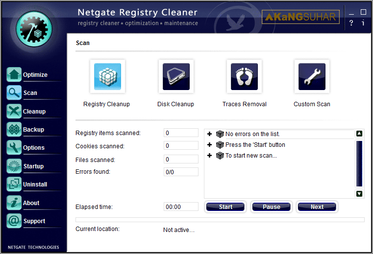 Download NETGATE Registry Cleaner 16.0.990.0 Full Version