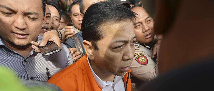 Mahyudin: Setya Novanto Legowo Mengundurkan Diri dari Ketum Golkar