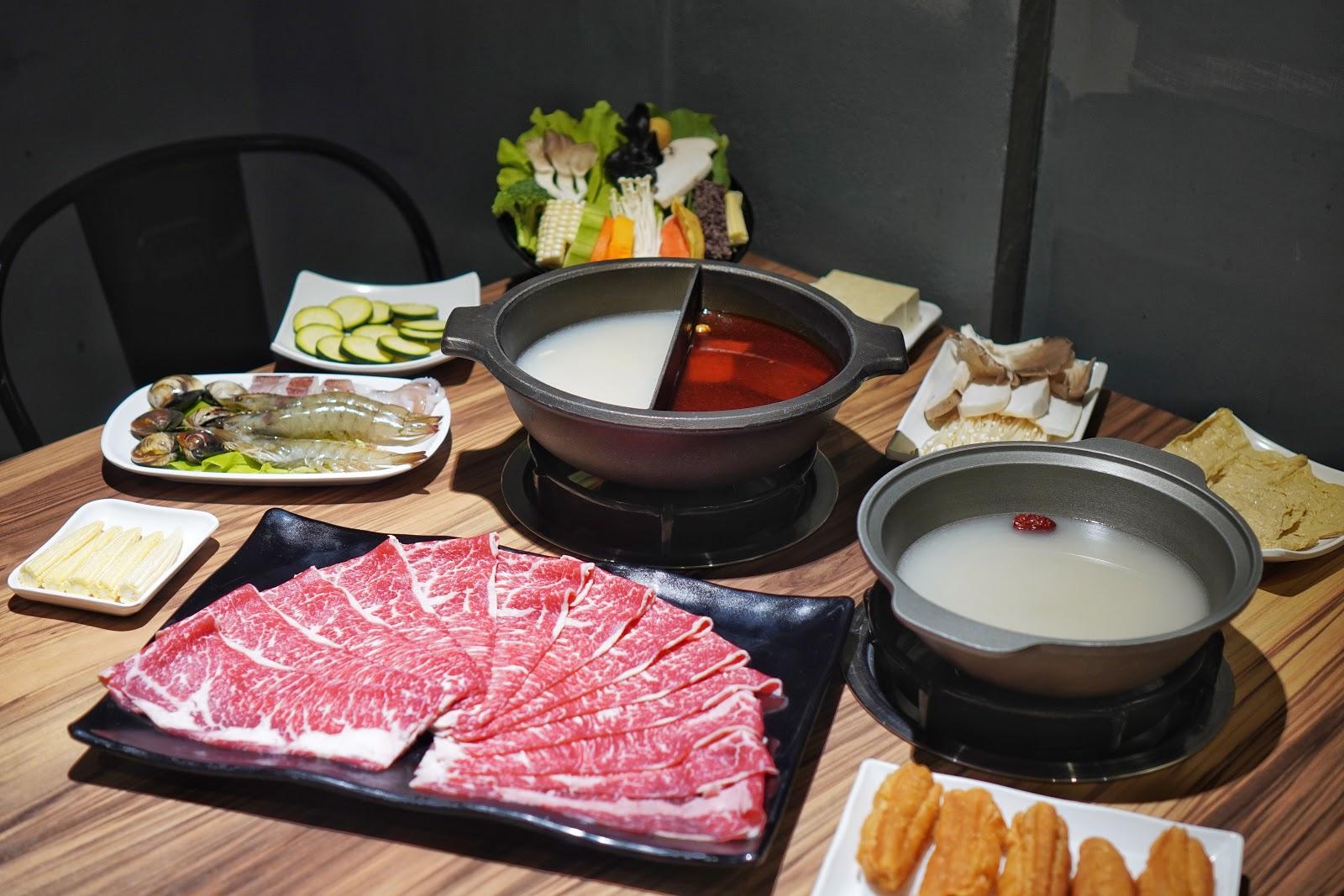 台南東區美食【就愛這鍋 麻辣鍋】餐點介紹