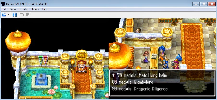 game, nds, Dragon Quest VI
