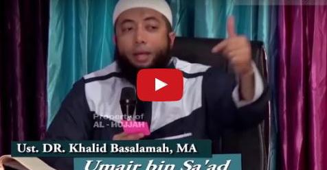 VIDEO: Bela Penista Agama, Allah Hina Nusron Wahid Dalam Surat Ini