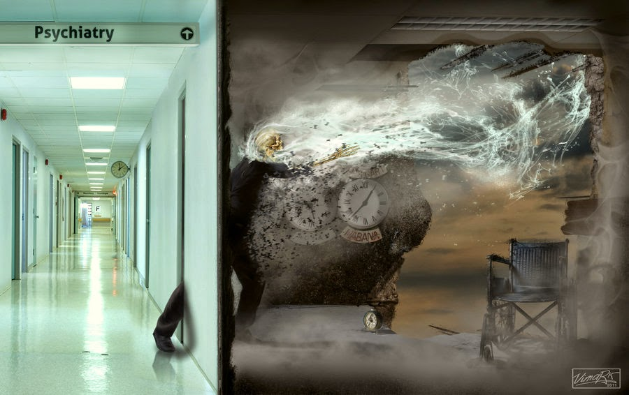 22-Wrong-Door-Max-Mitenkov-Paintings-of-Surreal-Post-Apocalyptic-Forgotten-Worlds-www-designstack-co