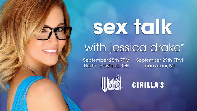 Sex Talk with jessica drake