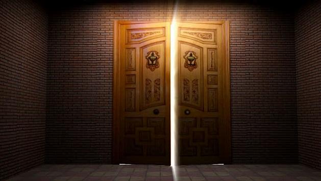 Σήμερα άνοιξε μια πύλη