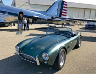 McCall's Motorworks Revival at the Monterey Jet Center