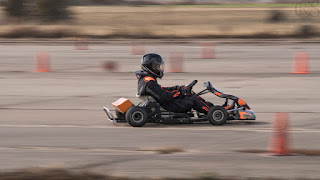 #11 KM 2007 CRG Kart Road Rebel