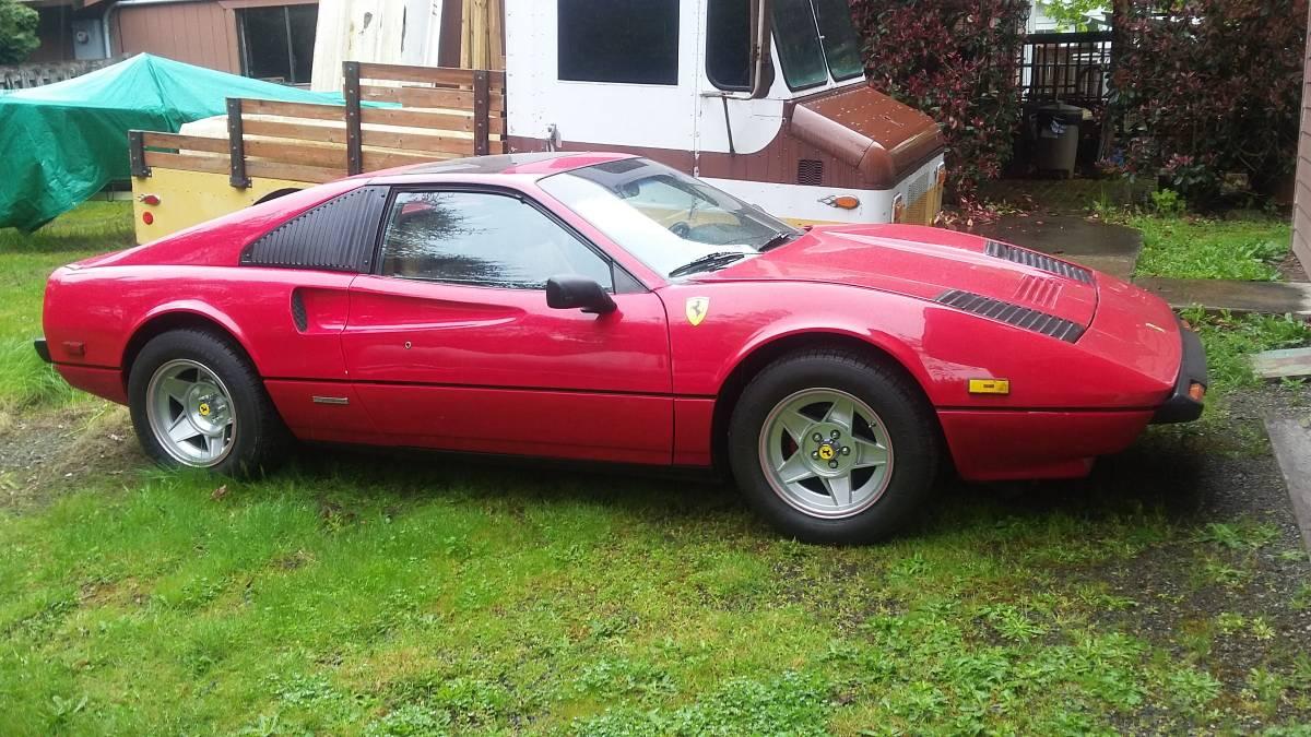 Daily Turismo: Double Trouble: 1986 vs 1988 Ferrari 308 Mera Fiero