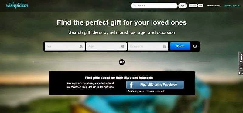 Wishpicker – An Amazing Startup that Helps You Decide What to Gift