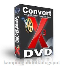 VSO ConvertXtoDVD 7.0.0.31 Full Version