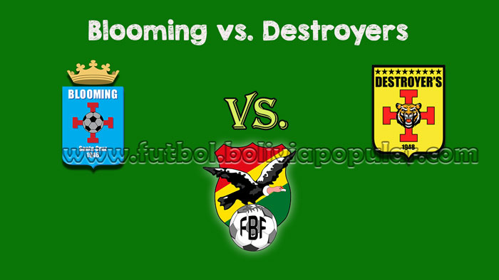 Blooming vs. Destroyers - Torneo Clausura 2018