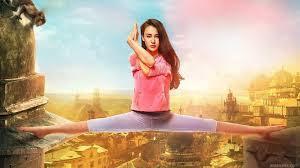 4 Kungfu Yoga Girls Yang Bikin Dag Dig Dug Serrrr