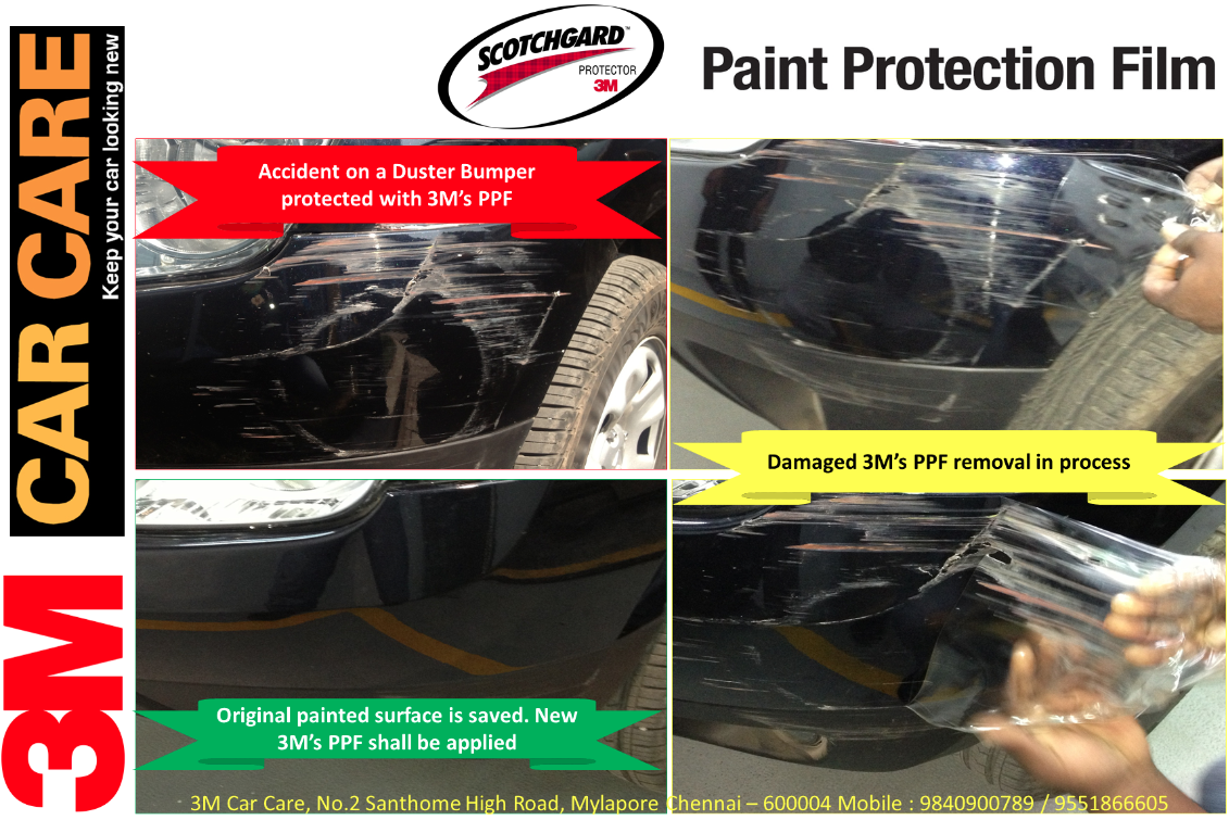 Paint Protection Film For Cars In India